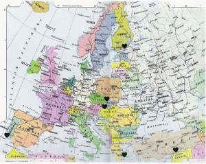 Kumppanit kartalla